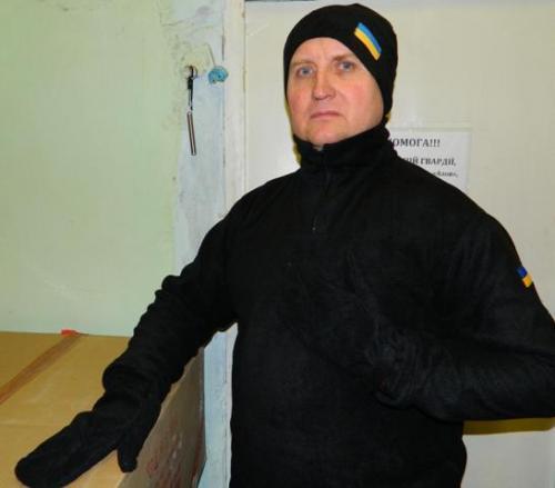 У Черкасах для АТОвців шиють теплі комплекти під броню