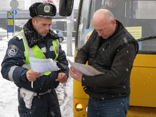 На Черкащині у людей будуть перевіряти документи та речі на вулицях