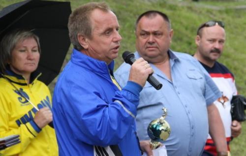 Президент федерації футболу Канівського району вирушить воювати в АТО