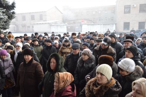 У Смілі страйкували працівники заводу через невиплачену зарплату