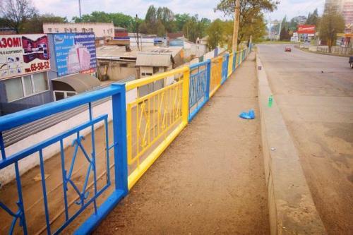 Міст у Черкасах перебуває на межі руйнування