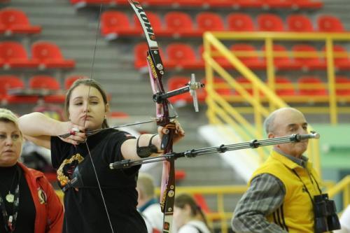 Черкащина взяла п'яте місце на чемпіонаті України зі стрільби з лука