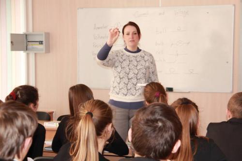 У черкаській школі учні вивчають хімію, біологію та фізику англійською мовою