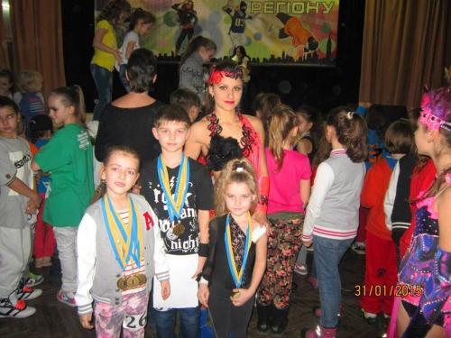 Черкаські танцюристи підкорили столицю