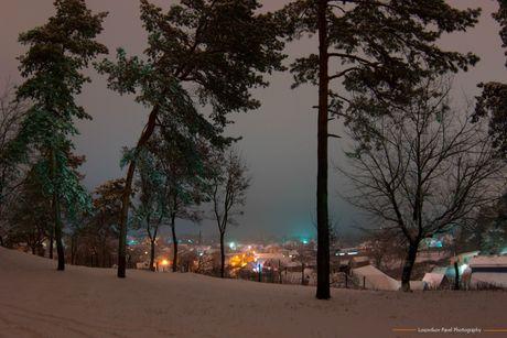 Вражаюча вечірня Дахнівка (ФОТО)