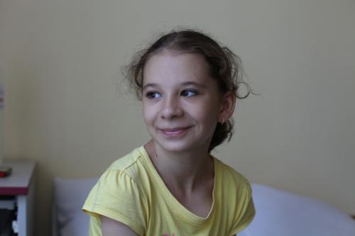 У дівчинки з Христинівки важка форма раку крові