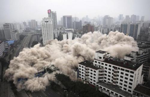 У черкаському житловому будинку стався вибух (ВІДЕО)