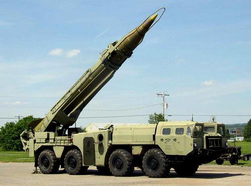 На Черкащині випробовують ракетний комплекс