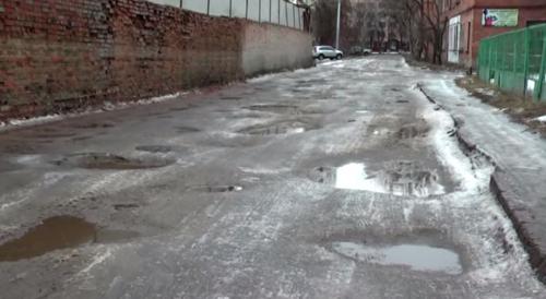 У Черкасах є вулиця, де не проїде жоден танк (ВІДЕО)