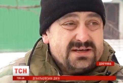Сільський голова із Шполянщини рятує мирних жителів в зоні АТО (ВІДЕО)