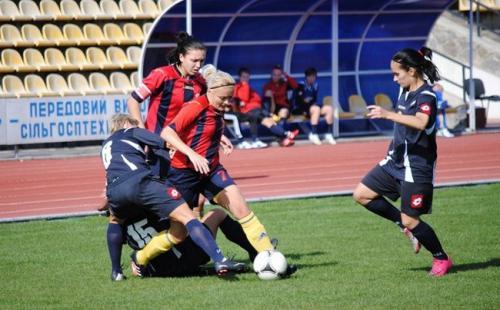 В Умані пройде чемпіонат України з футболу серед жінок