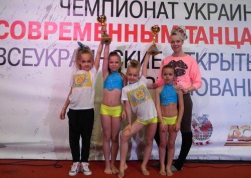 Черкаські танцівники вибороли перепустки на чемпіонат світу в Італії!