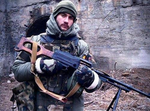 Під час обстрілу Широкиного загинув азовець з Черкас