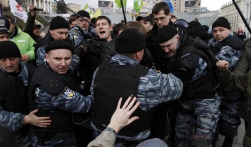 За події на Євромайдані у Черкасах
