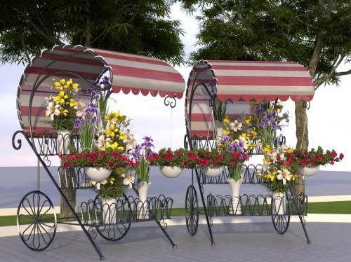 У Черкасах незвично продаватимуть квіти
