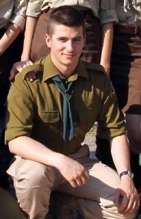У Черкасах відкрили пам'ятну дошку загиблому спецназівцю