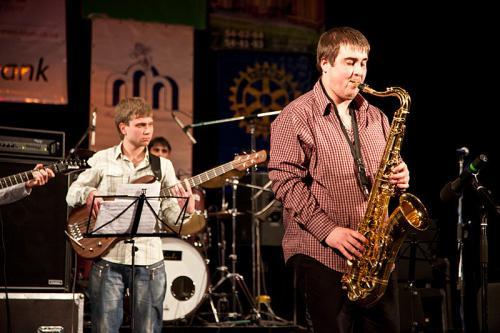 У Черкасах відбудеться джазовий фестиваль