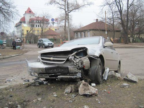 У Черкасах сталося жахливе ДТП (ФОТО)