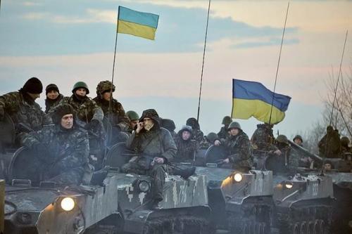Додому повернулися черкаські бійці, які були за Дебальцево
