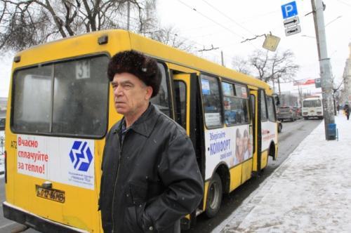 У Черкасах не вийшли на лінію автобуси 20, 25, 31