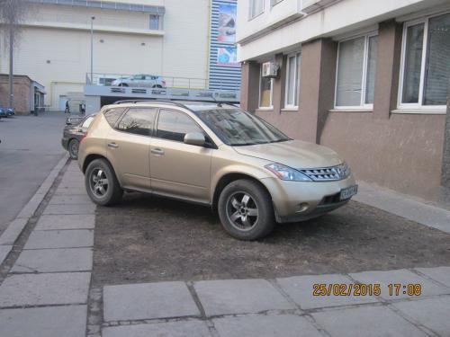 Власник елітного авто обматюкав черкаського чиновника