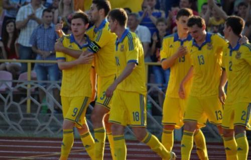 Черкаси можуть знову стати домівкою для молодіжної збірної України