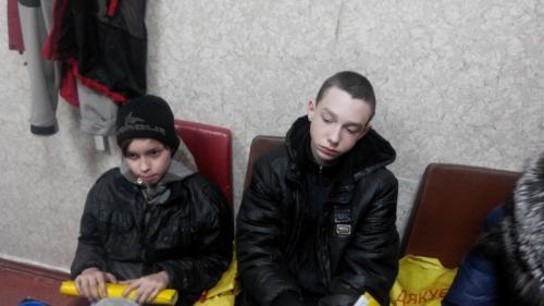 Неповнолітні заробляли на хворих дітях для збагачення керівника фонду (ФОТО)