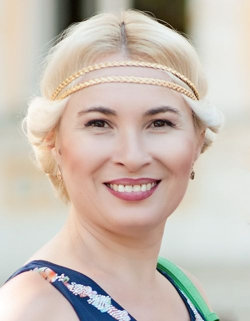FACE of the DAY - Анжела Гриліцька