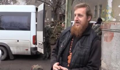 Священик з Черкащини привіз військовим 3 тонни гуманітарної допомоги