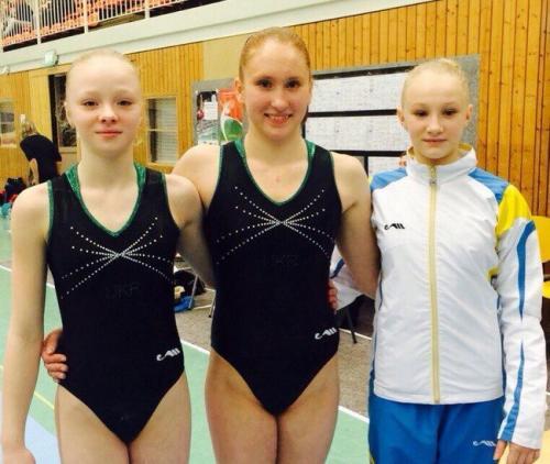 Тріумф черкаської гімнастки у Німеччині