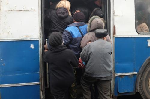 Громадський транспорт як розкіш, а не засіб пересування
