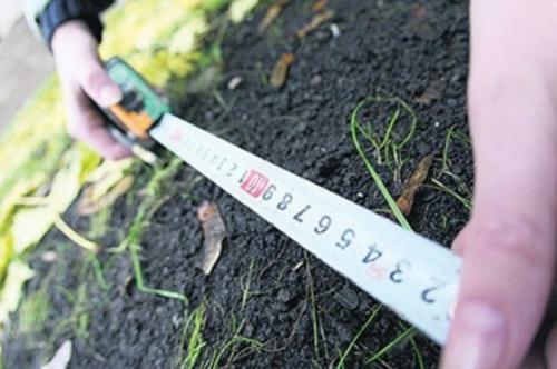 У Корсуні бійцю АТО не виділили навіть шматочку землі