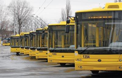 Транспортну систему міста наближатимуть до європейських стандартів