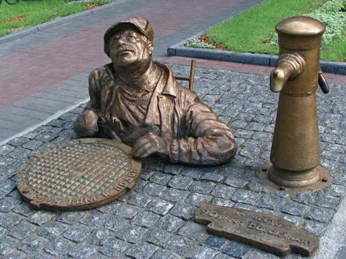 Черкаський пам'ятник став одним із найсмішніших в Україні