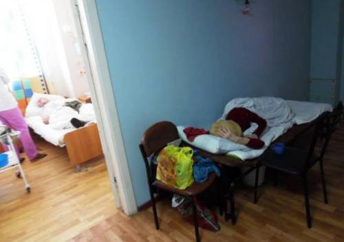 Районна лікарня на Луганщині просить допомоги черкаських волонтерів