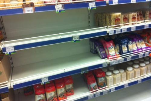 На Черкащині немає кому слідкувати за формуванням цін на продукти