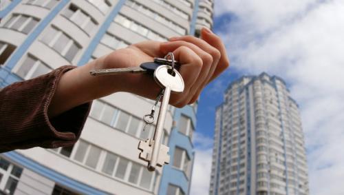 Три родини загиблих черкаських прикордонників отримали ключі від нових квартир