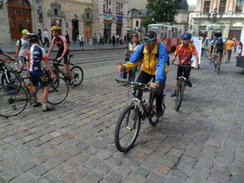 У Черкасах взялися за розробку концепції міської вело-інфраструктури