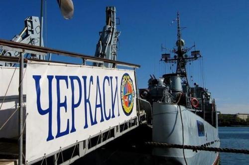 На СТБ говорили про подвиг у Криму тральщика