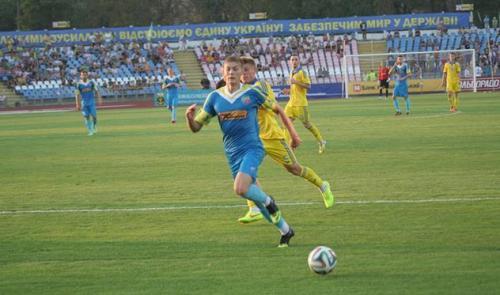 Черкаський футболіст стане гравцем збірної України
