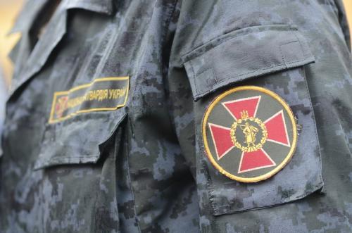 Нацгвардійці з Черкас поїхали охороняти Дніпропетровськ