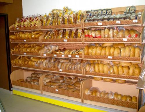 У Черкасах черствий хліб продають зі знижкою 50%
