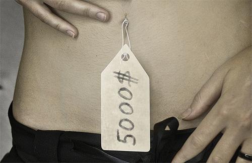 За три місяці черкаські міліція зафіксувала 11 фактів торгівлі людьми