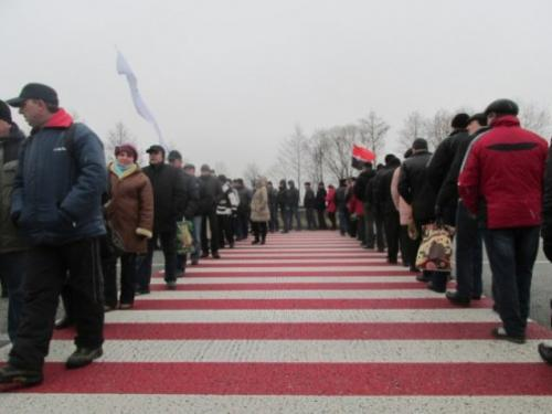 Обурені корсунчани перекриватимуть трасу Київ-Дніпропетровськ