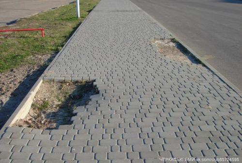 У Черкасах спеціально роблять ями на дорогах?