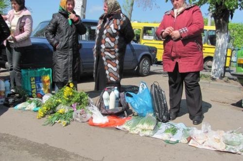За незаконну торгівлю у Черкасах будуть забирати товар