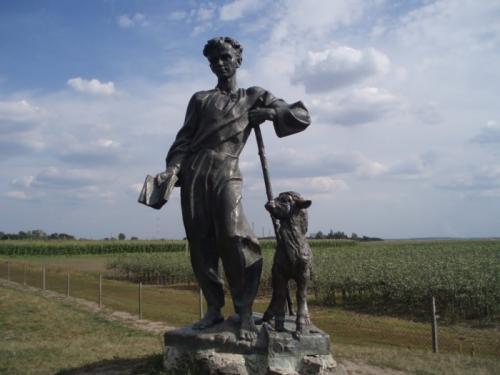 На Черкащині вкрали пам'ятник Шевченку