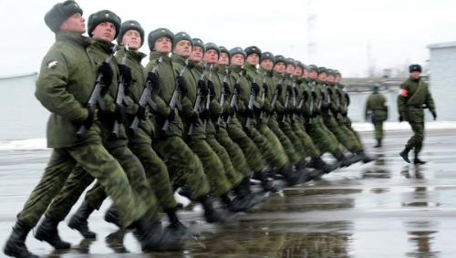 Військові проводитимуть мобілізацію спільно з правоохоронцями