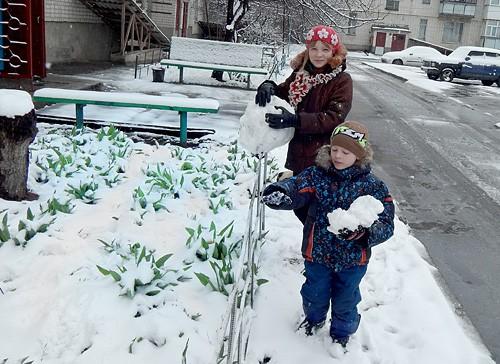Жителів Черкащини лякав ураган