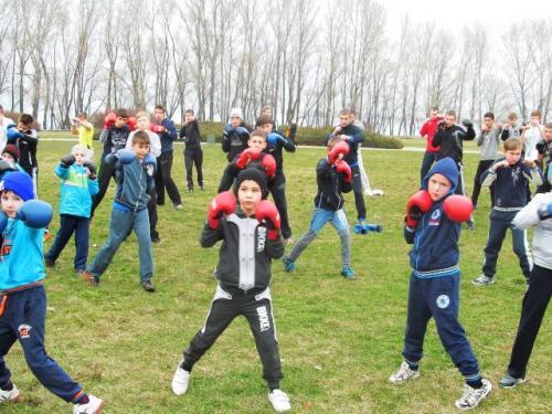 Черкащани масово долучаються до занять спортом у Долині троянд